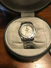 Tag Huer women watch. Pre-owned. Great condition. Original box and Manuals incl