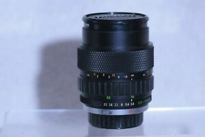 Olympus Zuiko Auto-Zoom 35-70mm F3.6 Lens with Caps & Filter