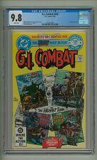 G.I. Combat 250 (CGC 9.8) White pgs; Joe Kubert-c; None graded higher! (c#20154)