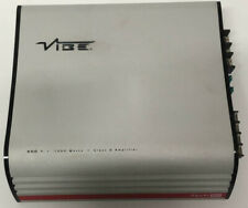 Vibe POWERBOX 500.1-V7 Class D Monoblock 500 Watts RMS 1 Ohm Car Amp Amplifier