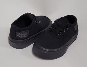 Levi's Toddler Rylee 3 Buck Black Monochrome / Black Shoe 554742-Z16