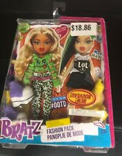 Bratz Doll Fashion Pack Outfit of the Day Crazy Cool Prints Kool Kat Mini Ootd