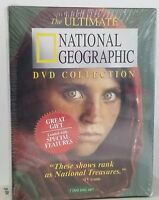 NATIONAL GEOGRAPHIC THE ULTIMATE DVD COLLECTION 7 DVDs Brand New Same Day Ship