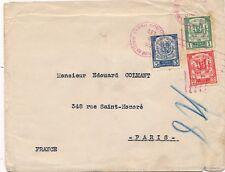 Lettre Santo Domingo Republica Dominica pour Paris Cover