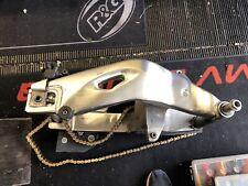 2014 Honda CBR 1000 RR FireBlade SC59 Swing Arm And Spindle Axel And Captive Cal