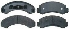 ACDelco 17D249C Front Ceramic Brake Pads