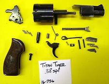 FIE TITAN TIGER 38 SPECIAL CALIBER GUN PARTS LOT ALL 4 ONE PRICE ITEM # 16-756