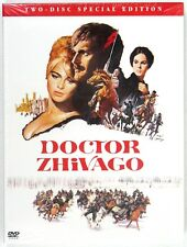 Doctor Zhivago - DVD - Two Disc Special Edition - Special Features - Brand New