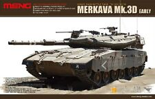 Meng Model TS-001 1/35 Merkava Mk.3D Early