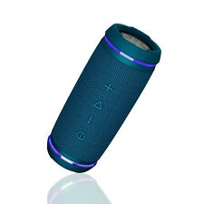 Treblab HD77 azul-Altavoz portátil Bluetooth Premium - 360 Sonido Envolvente ° HD