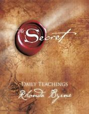 The Secret : Daily Teachings by Rhonda Byrne (2008, Hardcover) NEW BOOK