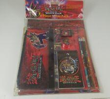 Yu-Gi-Oh Enter the Shadow Realm 11 Piece Value Pack Stationary Set - NEW ! RARE