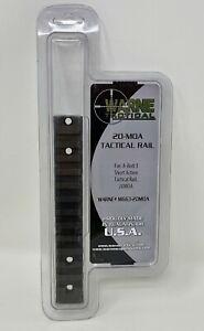Warne® M663-20MOA Tactical Rail 20 MOA Rifle Base, BROWNING® A-Bolt 3 SA, Matte
