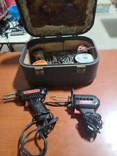 2 Solder Gun Set With Supplies