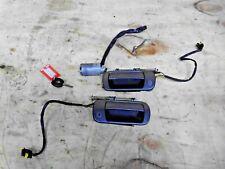 GENUINE MASERATI 3200 GT IGNITION BARREL KEY / DOOR LOCK SET HANDLE  GRIGIO GREY