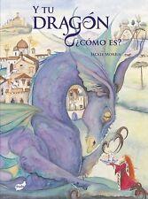 Y tu dragon, como es? (Trampantojo) (Spanish Edition)-ExLibrary