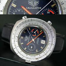 TAG Heuer Stainless Steel Case Wristwatches