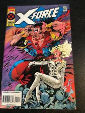 X-force#42 Incredible Condition 9.0(1995) Tony Daniel Cover!!