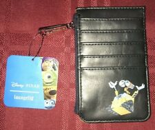 Loungefly Disney Pixar Wall-E Tire Tracks Cardholder Id Card Holder Wallet