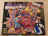 Arkanoid 2 w/s Controler Famicom NES Taito Used Japan Boxed Tested Block Game