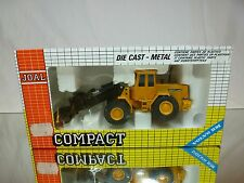 JOAL 163 VOLVO BM L70 + PALLET FORK - YELLOW 1:50 - GOOD IN BOX
