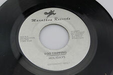 Holidays: Ego Tripping / Lazy Day  [new Unplayed Copy - Gray Label]