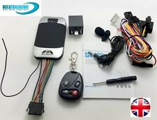GPS303G GPS/GPRS Vehicle tracker TK303G ACC working alarm Door Alarm,With Box