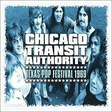 Chicago Transit Authority - Texas Pop Festival 1969 - CD - New