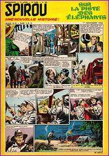 ▬► Spirou Hebdo n°968 du 1er novembre 1956