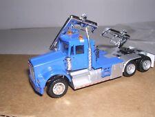"Herpa/Special Kenworth 10 Wheel Skirted Cab ""Blue"" H.O.Gauge"