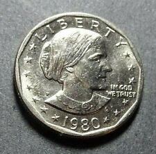 1980-P Susan B Anthony SBA Dollar Uncirculated BU