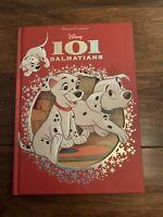 Hardcover Disney Classics Die-Cut 101 Dalmatians book