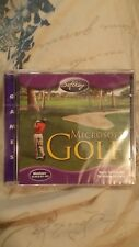 Microsoft Golf - PC Very Good Software