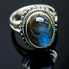 Labradorite 925 Sterling Silver Ring Size 6 Ana Co Jewelry R989530F