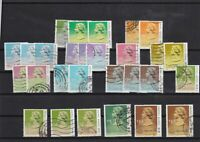 hong kong 1987  used   stamps   ref 7985