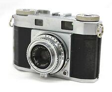 [Vintage] Olympus 35 Rangefinder Camera w/ D.Zuiko FC 40mm F3.5 Lens from Japan