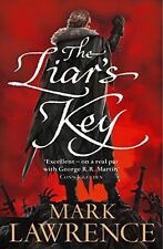 The Liar's Key (Red Queen's War, Book 2) by Mark Lawrence NEW (Paperback, 2016)