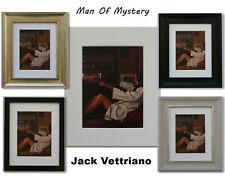 Jack Vettriano 'Man of Mystery' Framed or Mounted Art Print NEW - Keats