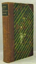 Journal of Voyage Northern Whale Fishery West Greenland Scoresby 1823 Hardback