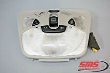 03-09 Mercedes W209 CLK500 CLK350 Overhead Interior Light Gray OEM 2098201102