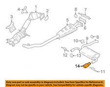 VOLVO OEM 2015 V60 3.0L-L6-Tail Pipe Extension 31392522