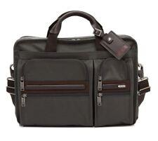 Tumi Expandable Laptop Briefcase Laptop Macbook bag NWT Gray RARE NEW