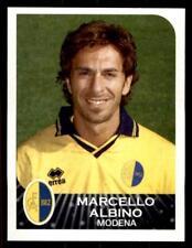 Panini Calciatori 2002-2003 - Modena Marcello Albino No. 266