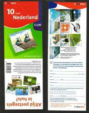 NETHERLANDS 2006 IN THE EYES OF ARTISTS BOOKLET