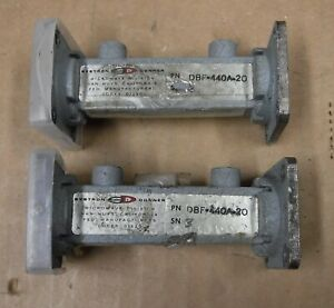 SYSTRON DONNER DBF-440A-20   LOT OF  2     FREE SHIPPING