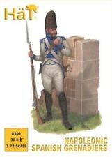 Petits soldats espagnols 1:72 (25mm)
