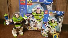 Lego Toy Story 7592 Construct-a-Buzz 100% Complete Box & Instruction Manual
