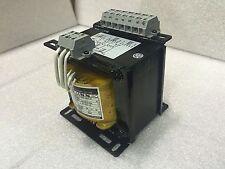 F10250-03A6129 1 PH Transformer 250VA 50/60Hz Input:460/230/208V Output:115/24V