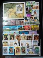 1977 MINI SHEET AND COLLECTION OF STAMPS FROM GRENADA/GRENADINES