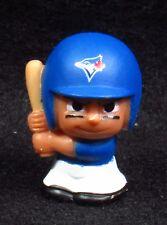 """MLB TEENYMATES ~ 1"""" Batter Figure ~ Series 1 ~ Toronto Blue Jays ~ Minifigure"""